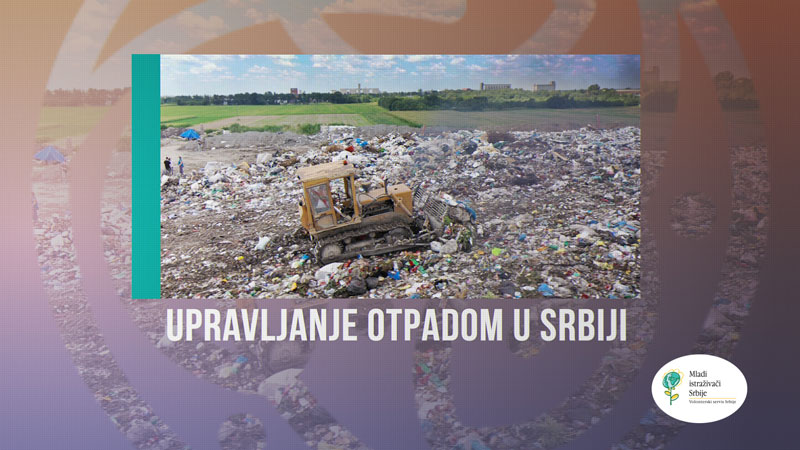 Upravljanje otpadom u Srbiji